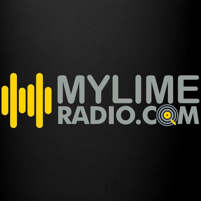 MyLimeRadio ALT LOGO (Tri Colour)
