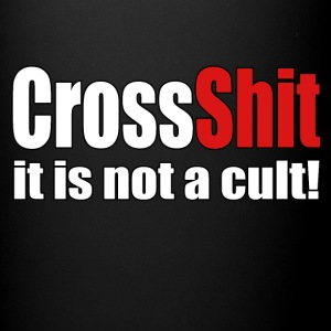 CrossShit Not a Cult - Full Color Mug