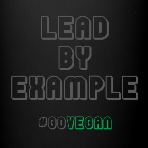 Lead by Example - Full Color Mug
