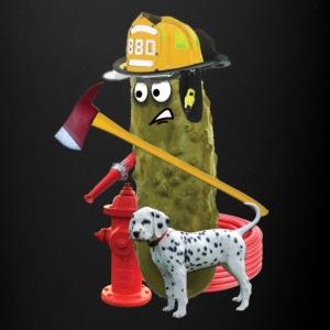 Firefighter Pickle - Full Color Mug