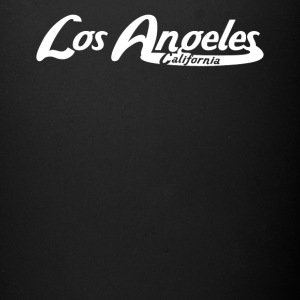 Los Angeles California Vintage Logo - Full Color Mug