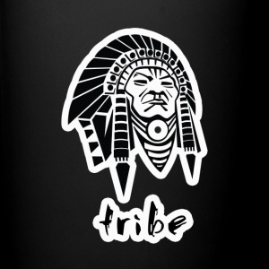 Tribe (Native American w/Outline) - Full Color Mug