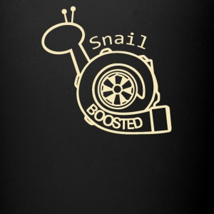 Snail Boosted - Full Color Mug