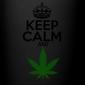 Keep Calm and Weed - Full Color Mug