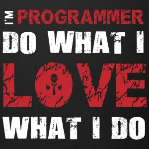 I'm Programmer: Do what I love and love what I do - Full Color Mug