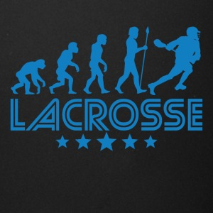 Retro Lacrosse Evolution - Full Color Mug