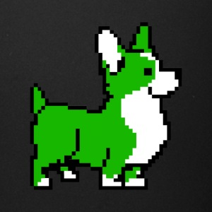 Green Corgi - Full Color Mug