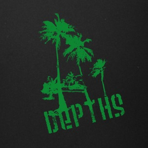 DEPTHS Palm trees - Full Color Mug