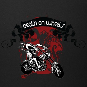 death_on_wheels_black - Full Color Mug