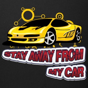 Stay_Away_from_my_car - Full Color Mug