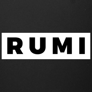 Rumi (Black/White Border) - Full Color Mug