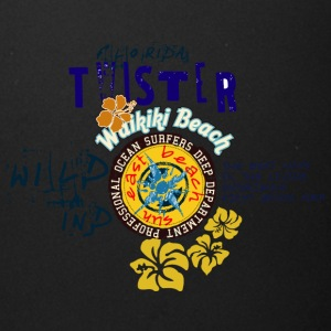 TWISTER waikiki beach - Full Color Mug