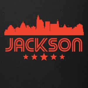 Retro Jackson Skyline - Full Color Mug