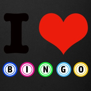 I love Bingo designs - Full Color Mug