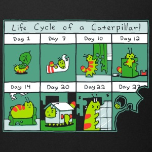 The Life Cycle of a CATerpillar - Full Color Mug