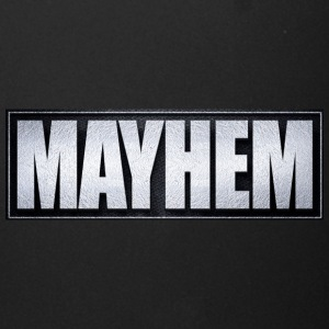 Mayhem Black & Silver - Full Color Mug