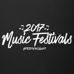 Music Festivals 2017 - Full Color Mug