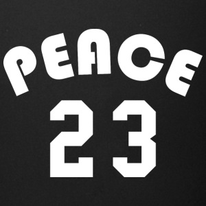 Peace - Team Design (White Letters) - Full Color Mug