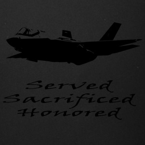 Airforce Served Sacrificed Honored - Full Color Mug