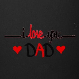 I love you Dad Shirts for Father's Day - Full Color Mug
