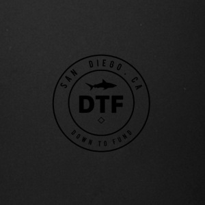 DTF, or DOWN TO FUND - Full Color Mug
