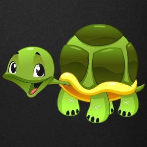Turtle reptile aimal wildlife kids image vector - Full Color Mug