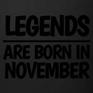 LEGENDS ARE BORN IN NOVEMBER - Full Color Mug