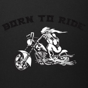 BURN_TO_RIDE_BIKER_2 - Full Color Mug