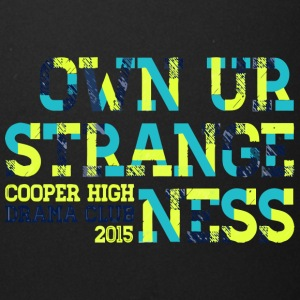 Own Ur Strangeness Cooper High Drama Club 2015 - Full Color Mug