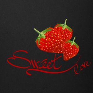 fruit sweet love strawberry - Full Color Mug