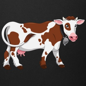 Cow pet wildlife animal vector cartoon art picture - Full Color Mug