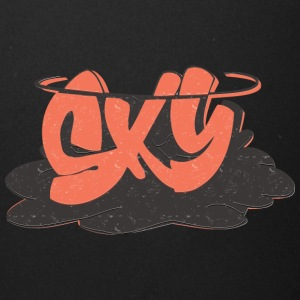 sky_graffiti_red_brown_ - Full Color Mug