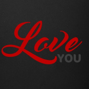 2 love you - Full Color Mug