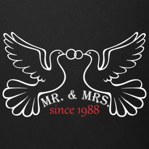 Mr And Mrs Since 1988 Married Marriage Engagement - Full Color Mug