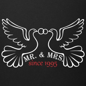 Mr And Mrs Since 1995 Married Marriage Engagement - Full Color Mug