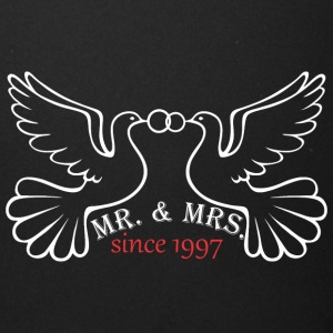 Mr And Mrs Since 1997 Married Marriage Engagement - Full Color Mug