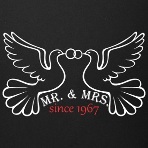 Mr And Mrs Since 1967 Married Marriage Engagement - Full Color Mug