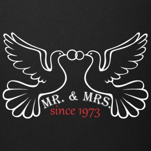 Mr And Mrs Since 1973 Married Marriage Engagement - Full Color Mug