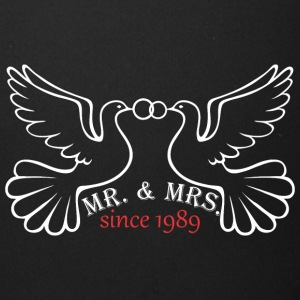 Mr And Mrs Since 1989 Married Marriage Engagement - Full Color Mug