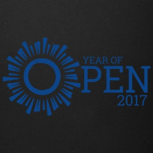 Year of Open (Blue - Full Color Mug