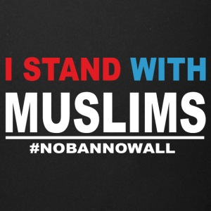 I Stand With Muslims - Full Color Mug