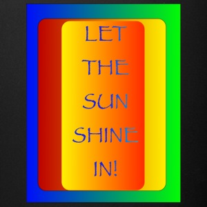 Let thesun shine in - Full Color Mug