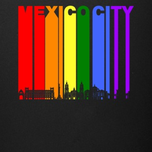 Mexico City Skyline Rainbow LGBT Gay Pride - Full Color Mug