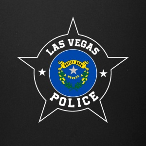 Las Vegas Police T Shirt - Nevada flag - Full Color Mug