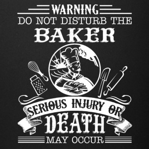 Baker Shirt - Full Color Mug