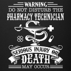 Pharmacy Technician Shirt - Full Color Mug