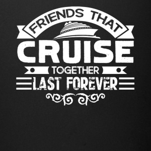 Friends Cruise Together Shirts - Full Color Mug
