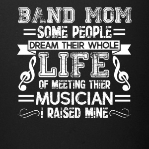 Band Mom Tee Shirt - Full Color Mug