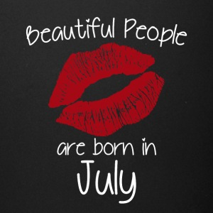Beautiful people are born in July - Full Color Mug