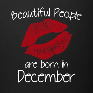 Beautiful people are born in December - Full Color Mug